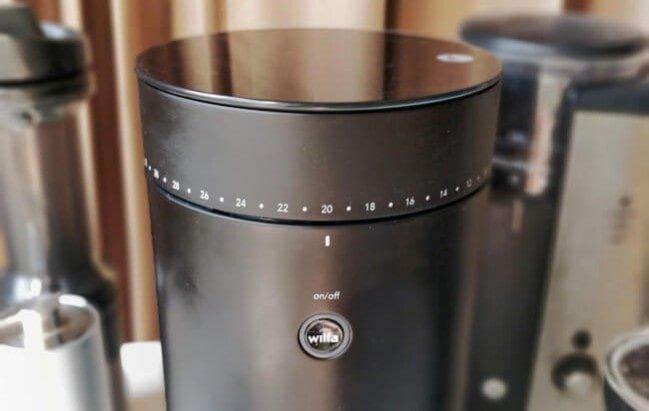 new wilfa uniform grinder