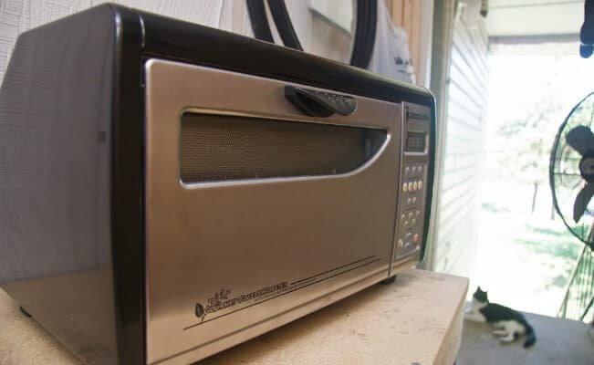 home coffee roaster behmor