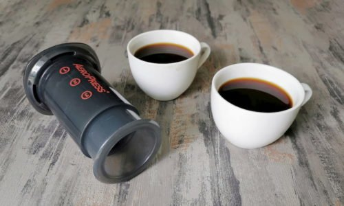 Aeropress for Two: How to make Large Servings