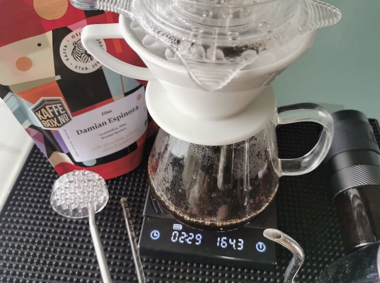 coffe pour over