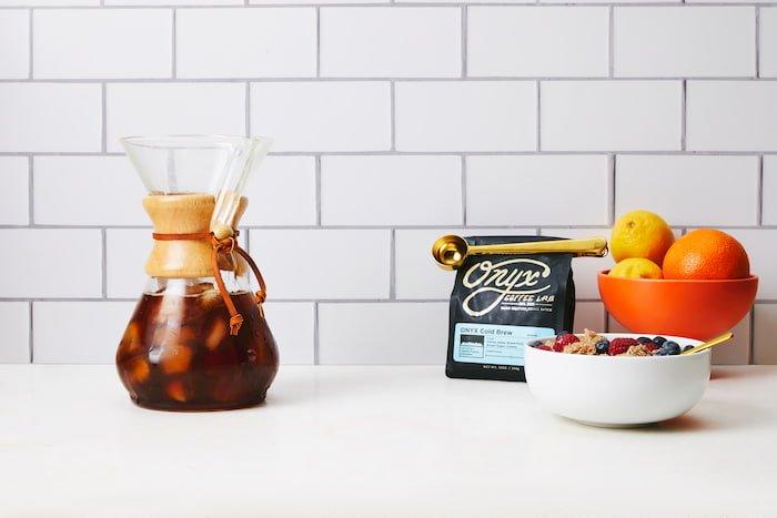 trade coffee club cold brew