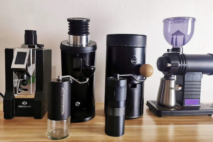 burr coffee grinders for the home