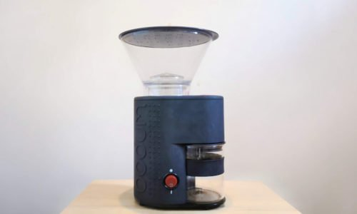 Bodum Bistro coffee grinder review: More than looks?